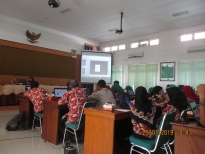 RAKOR SIPD TH. 2019 DAN SOSIALISASI E-DATABASE